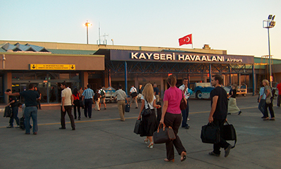 Kayseri Erkilet Airport Domestic Flights